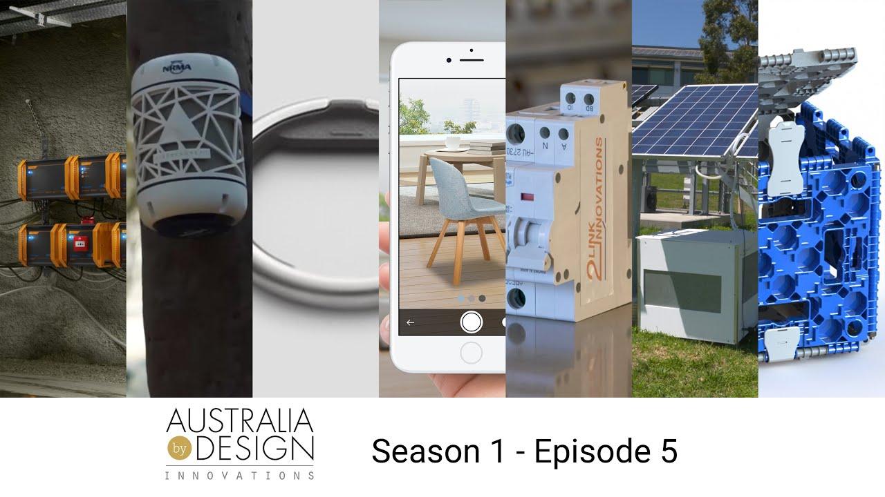 Australia Innovations S1 E5