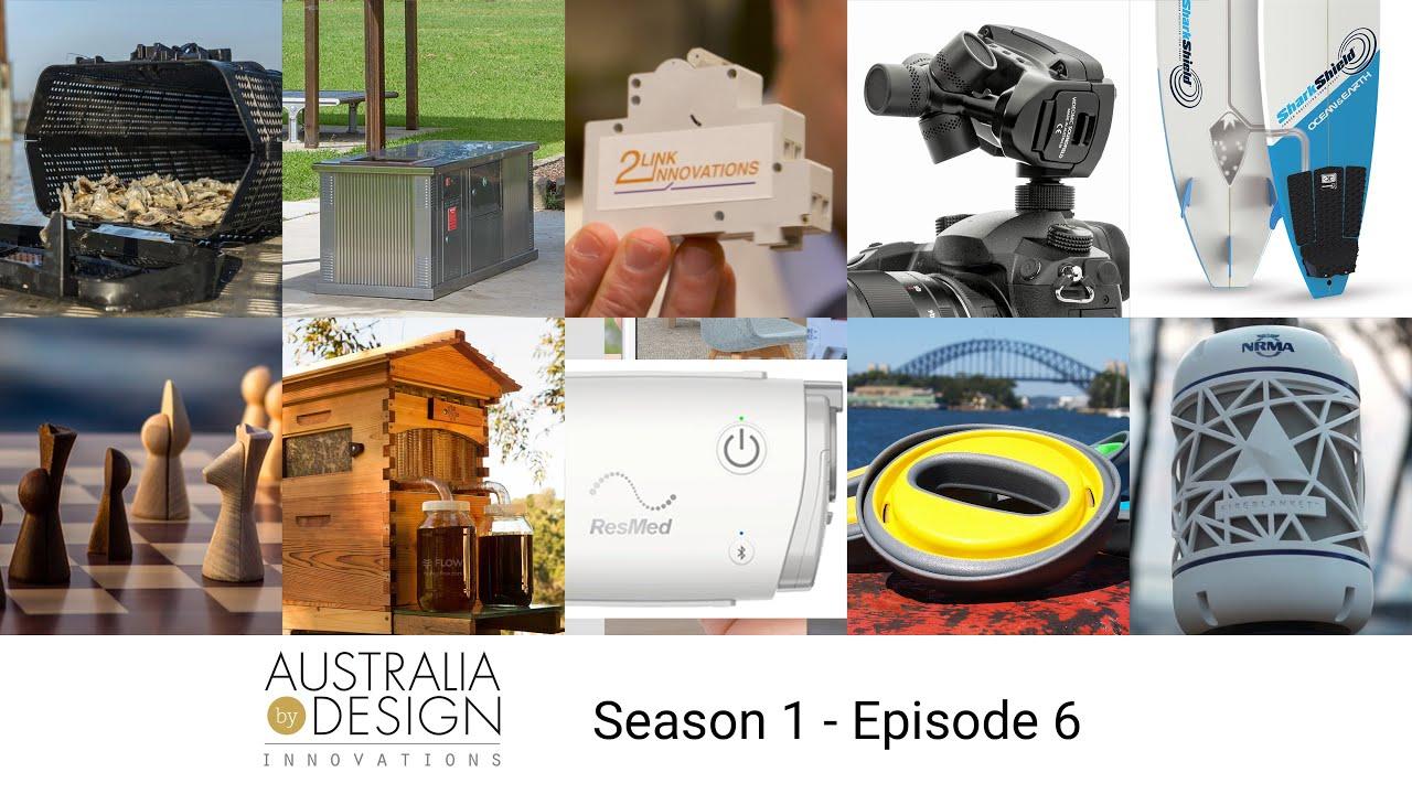 Australia Innovations S1 E6
