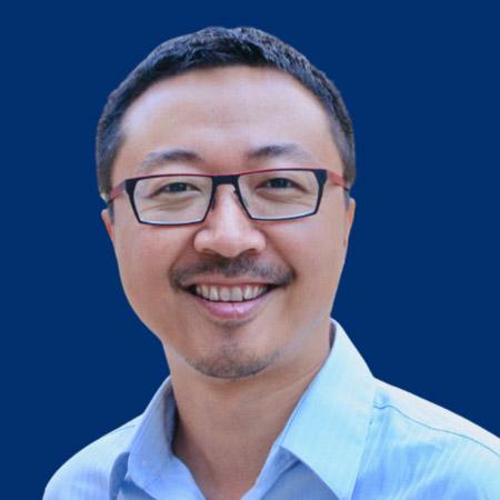 Headshot of Yueyu Fu, Co-founder & CTO