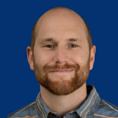 Headshot of Daniel Beach, Senior Data Engineer
