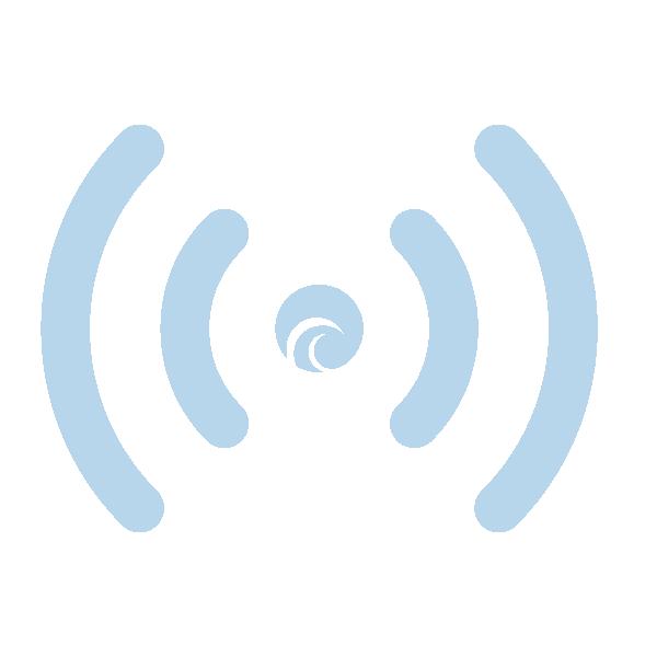 Decorative wifi signal