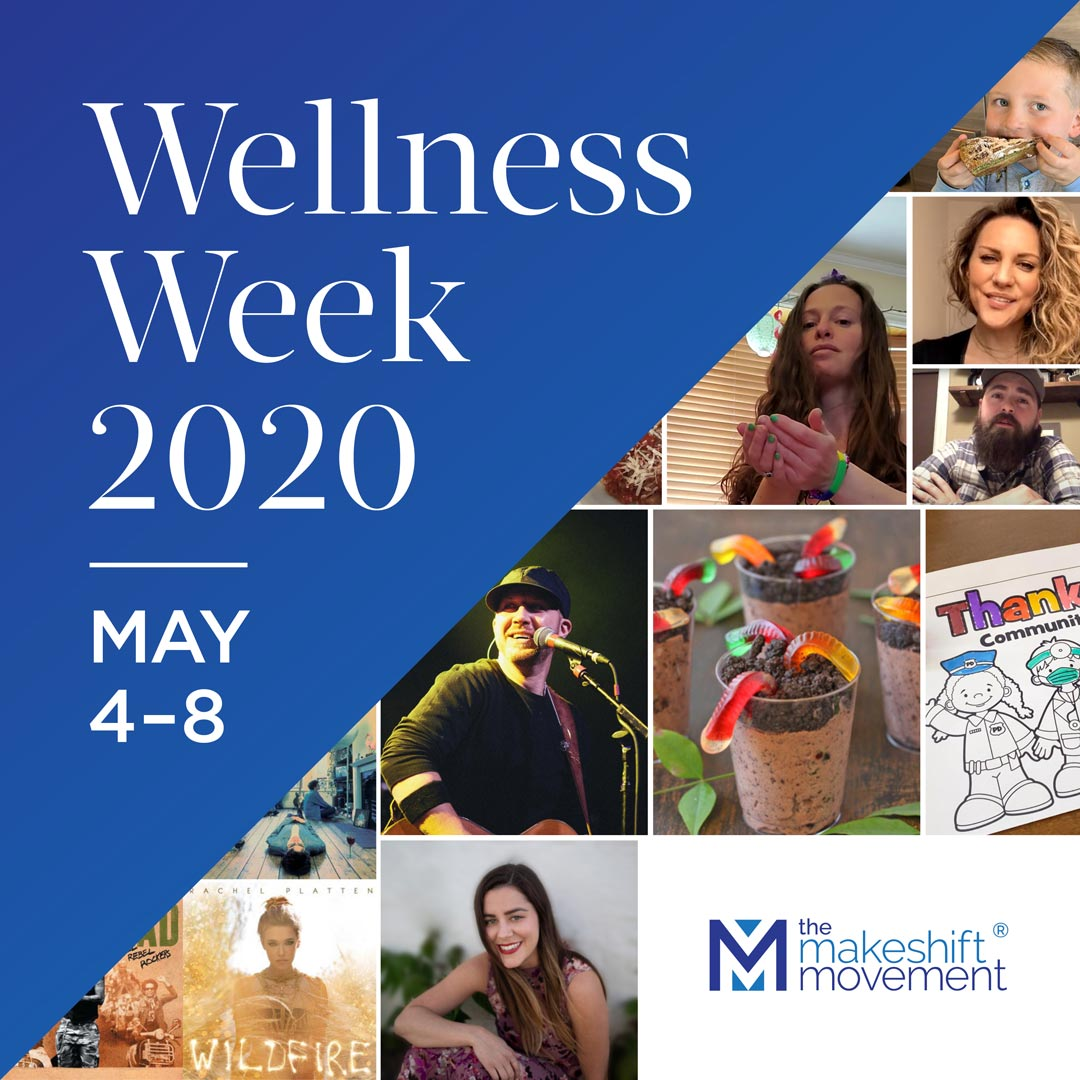 Wellness Week 2020 collage