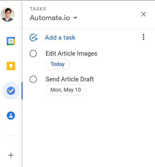 google task list