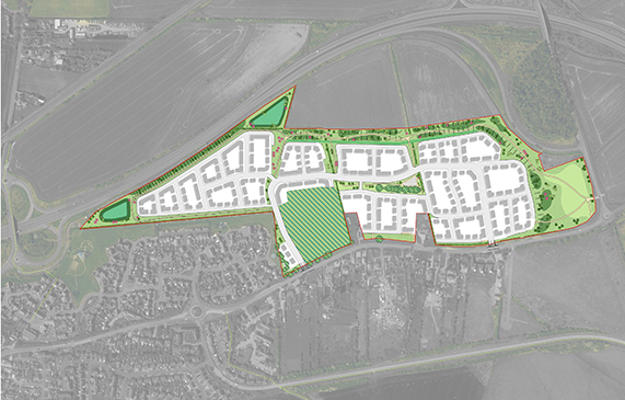 Exciting plans in Bedfordshire submitted for outline planning permission