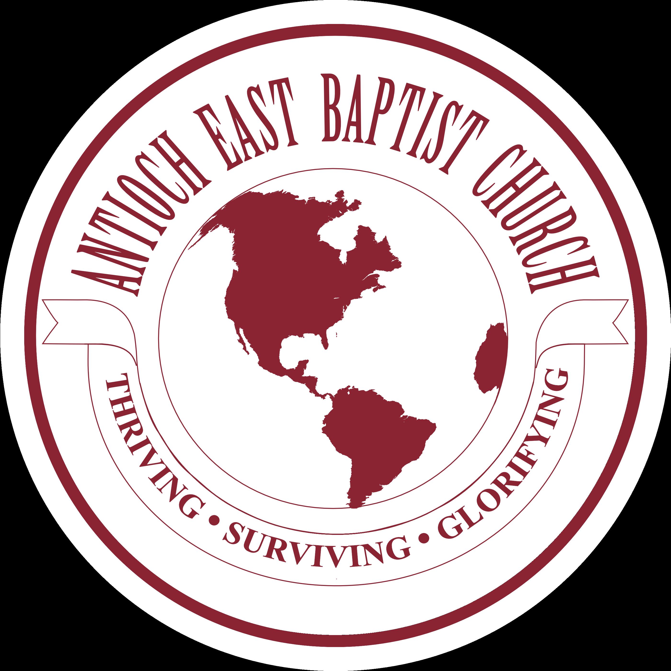 Antioch East Baptist Chruch header logo