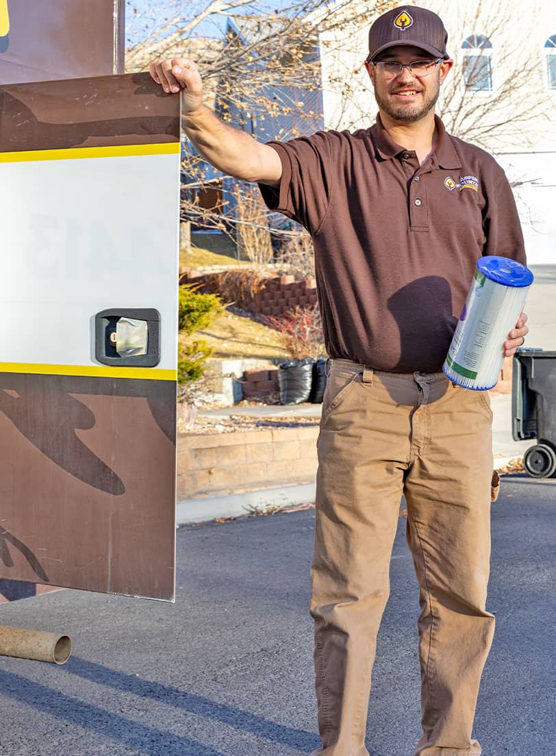 Aspen Mountain Plumbing | Plumber Rock Springs, WY | Water Softeners