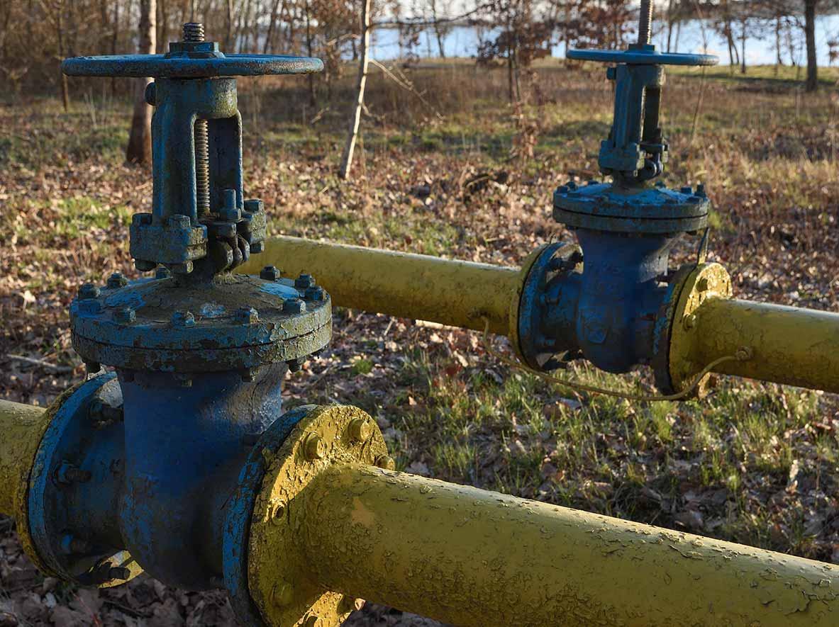 Gas Line Repair   Aspen Mountain Plumbing