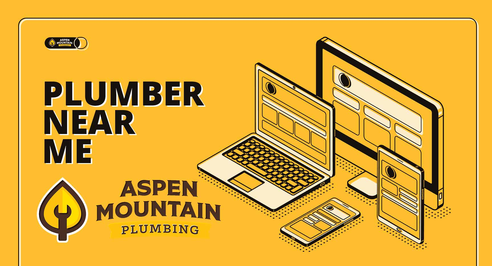 Lance Ball, owner of Aspen Mountain Plumbing, shows you how we put our customers first when it comes to plumbing.