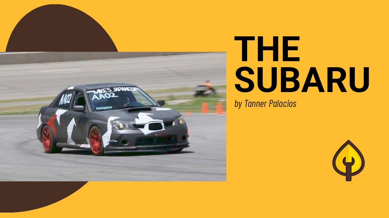 Tanner Palacios, Field Manager At Aspen Mountain Plumbing, Loves Driving Subarus.