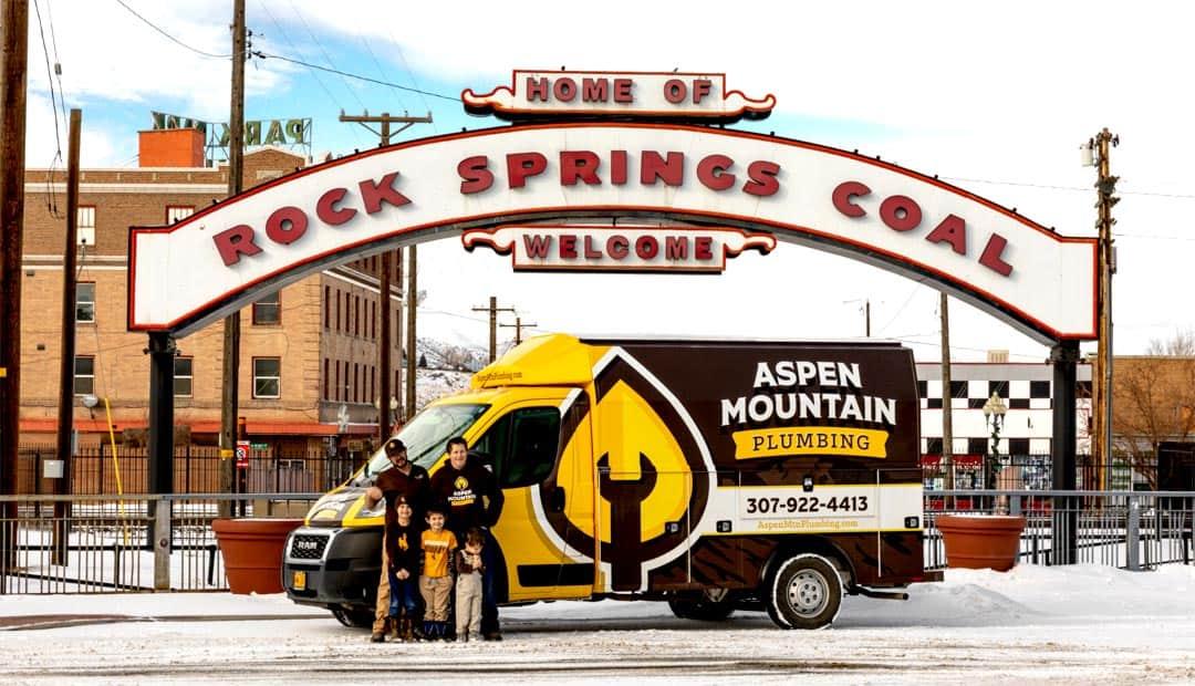 Aspen Mountain Plumbing - Rock Springs Wyoming - Lance Ball