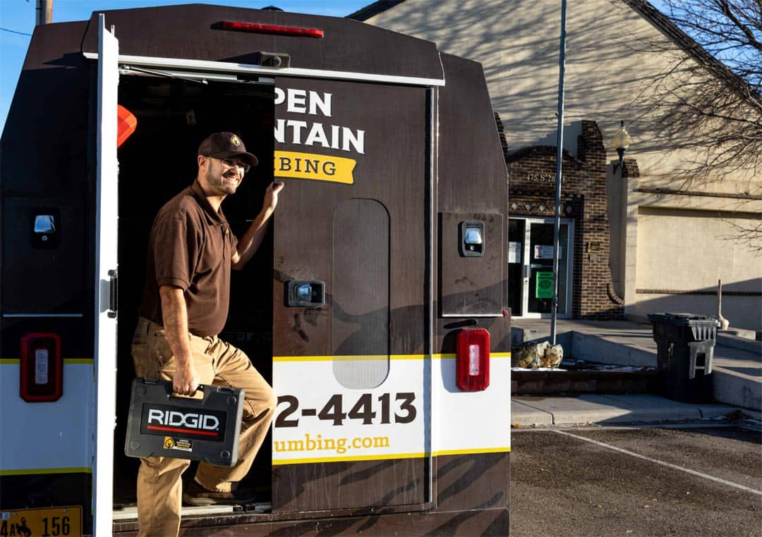 Aspen Mountain Plumbing Owner Lance Ball Is The Gentleman Plumber in Rock Springs, WY.