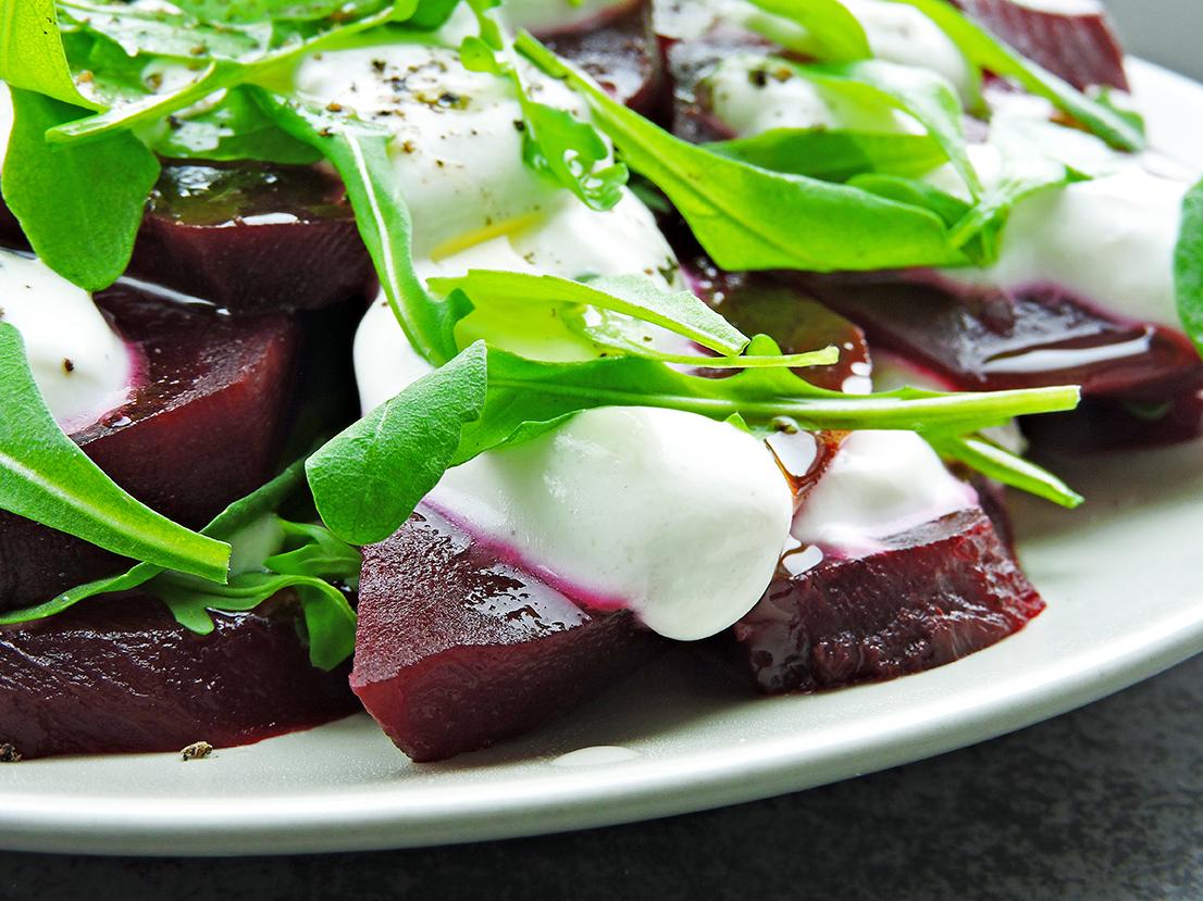 arugla-beet-salad|arugula-beet-salad