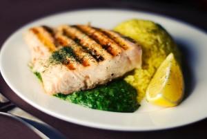 salmon brain food