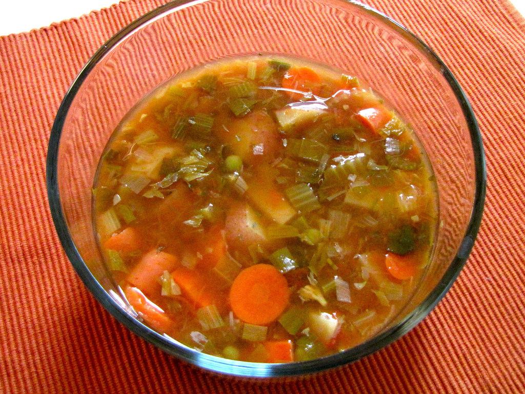 veggie soup|9409942827_b5a7528dd5_b
