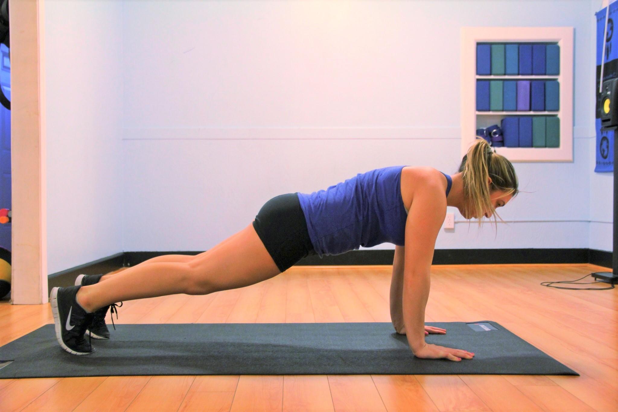 Plank|planking