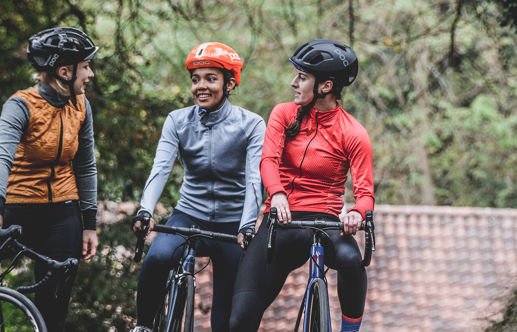 Having an active outdoor commute packs some big benefits of its own