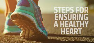 healthy heart steps