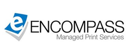 Encompass managed print services logo