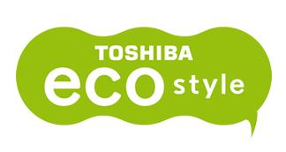 Toshiba Eco Style Logo