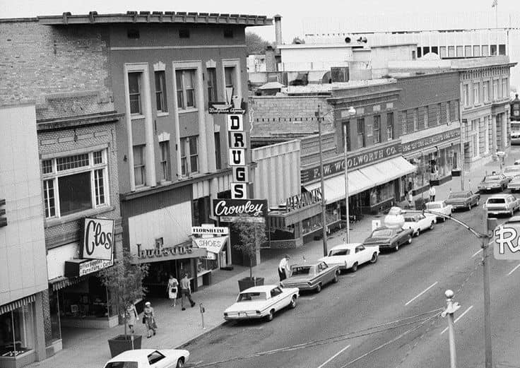 old down town twin falls
