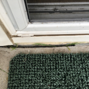 crack in foundation found during home inspection
