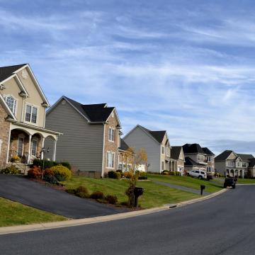 neighborhood of homes for home inspection in eugene, oregon