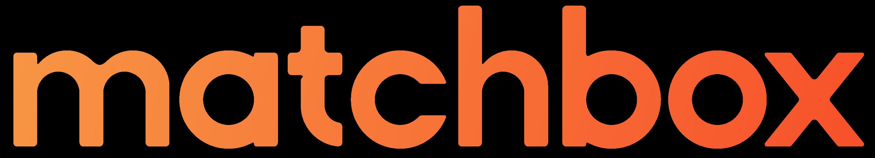 マッチボックスロゴ