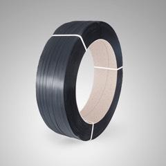 Stahlband auf Rolle