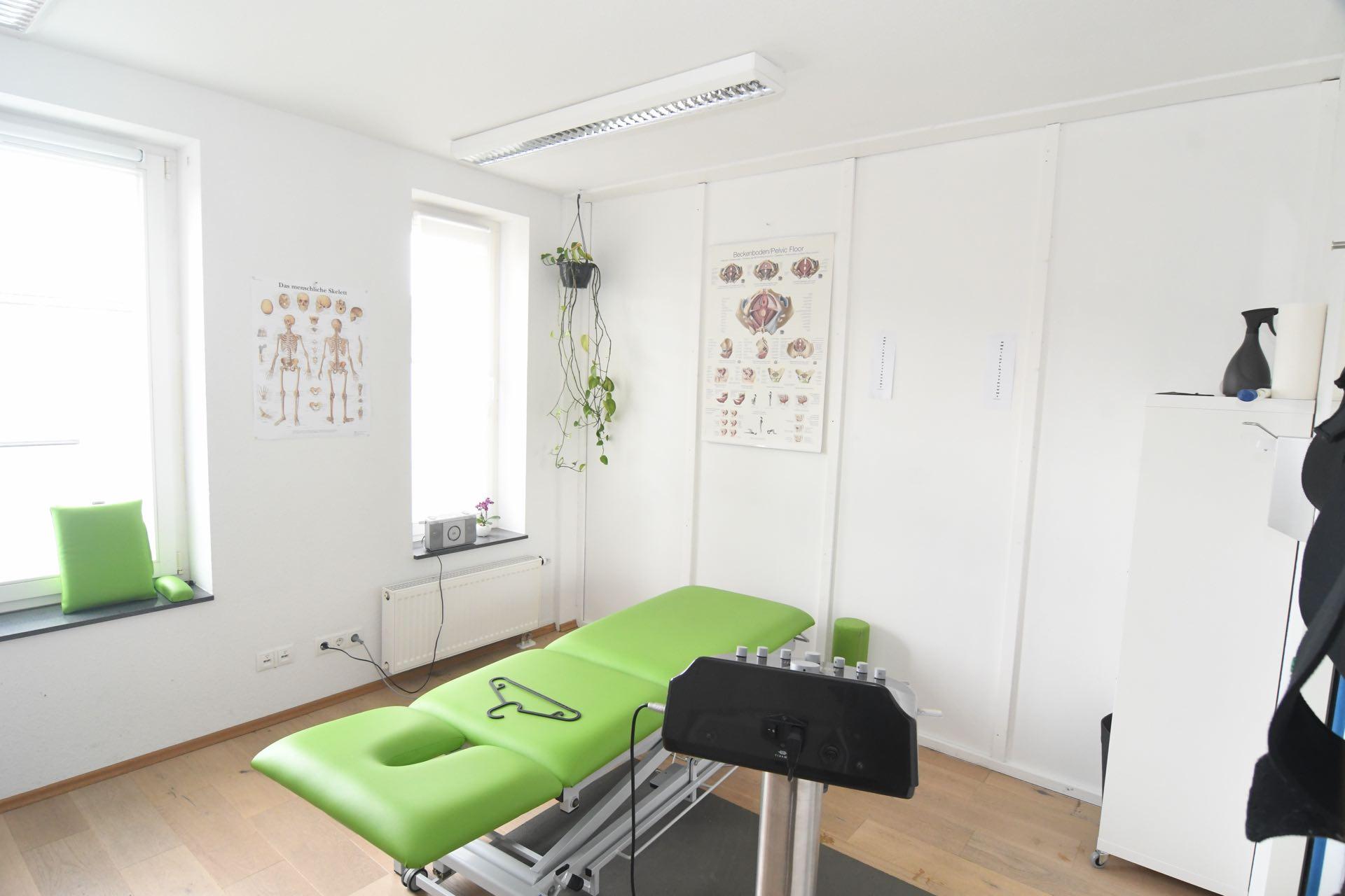 Physiotherapiepraxis Bonn Duisdorf Medical Health Point Behandlungsraum 2