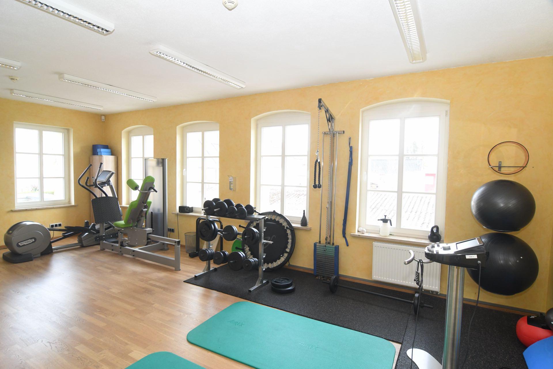 Physiotherapiepraxis Bonn Duisdorf Medical Health Point Trainingsraum