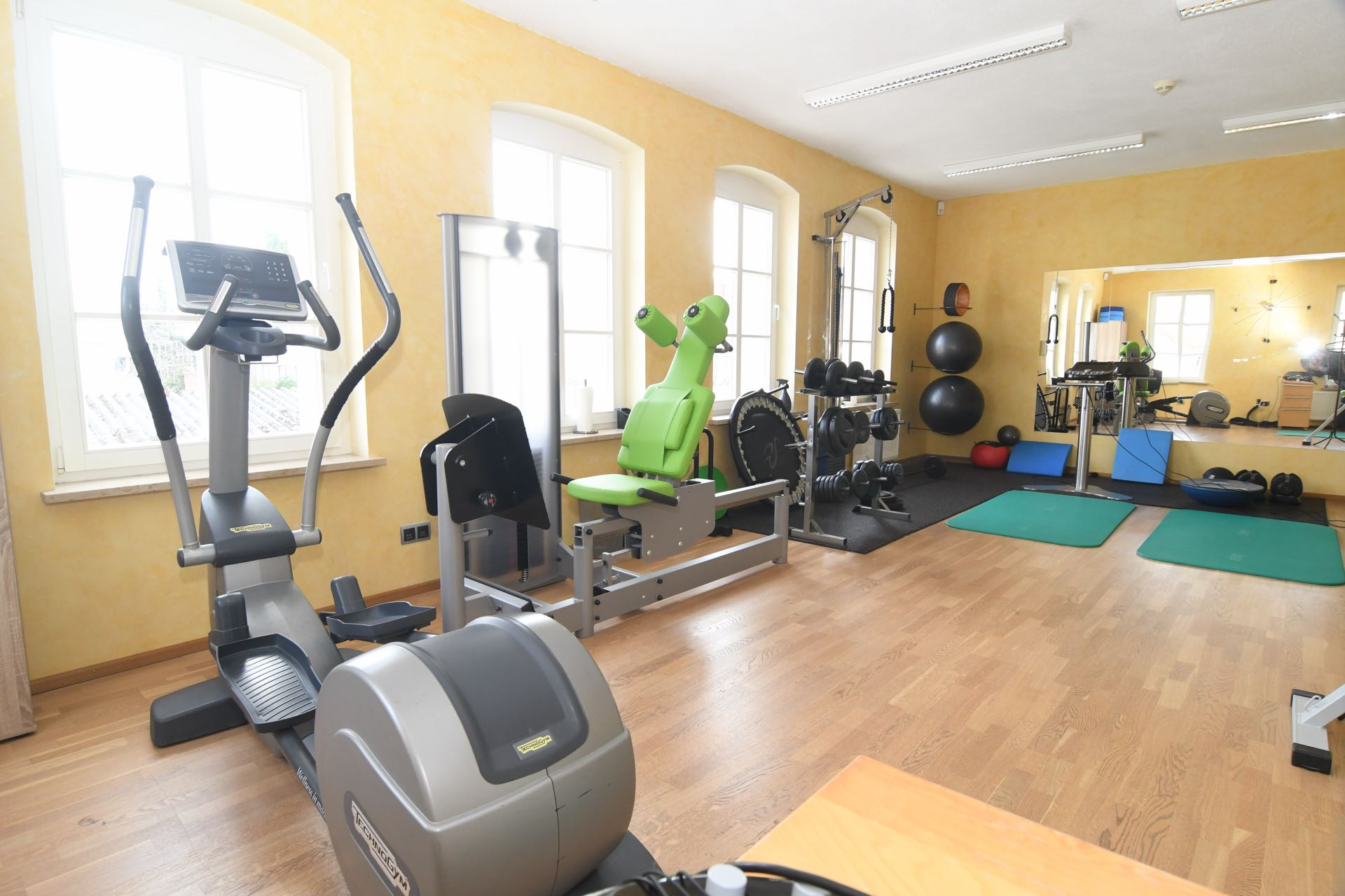 Physiotherapiepraxis Bonn Duisdorf Medical Health Point Trainingsraum 2