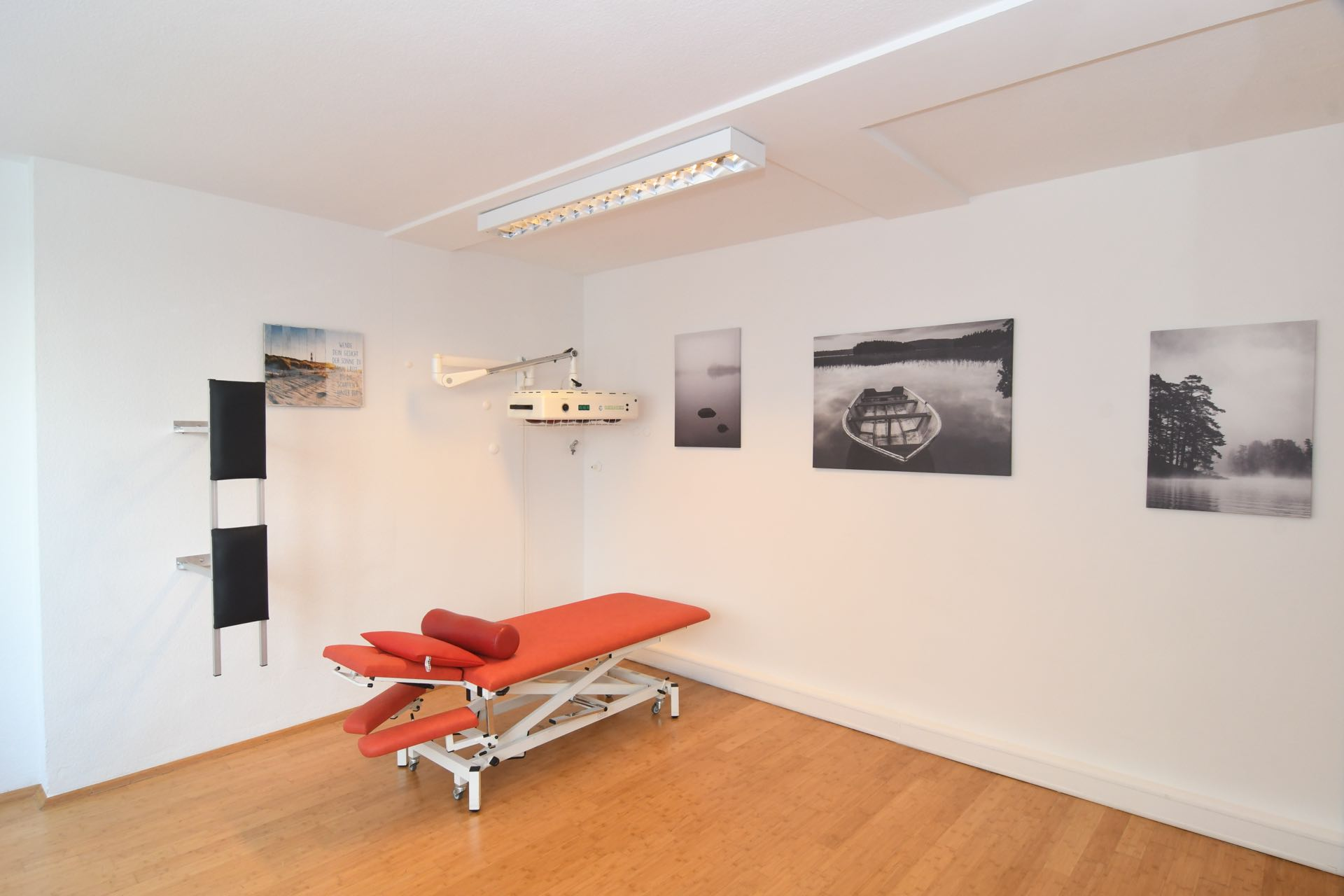 Physiotherapiepraxis Bonn Zentrum Medical Health Point Behandlungsraum 2