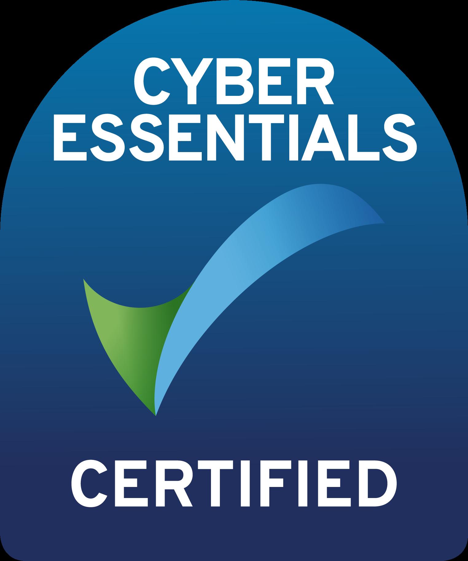 Cyber essentails certified