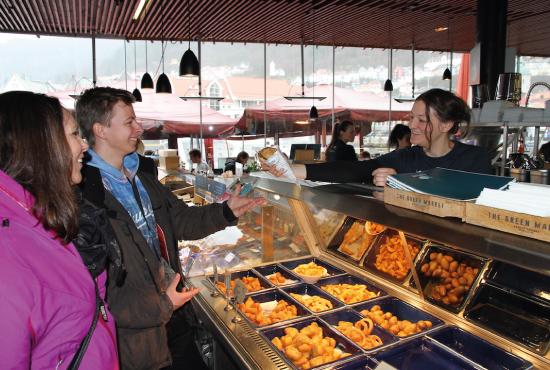 Mat og Kulturvandring