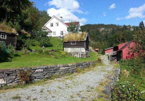 Fjord, fjell og lokal historie