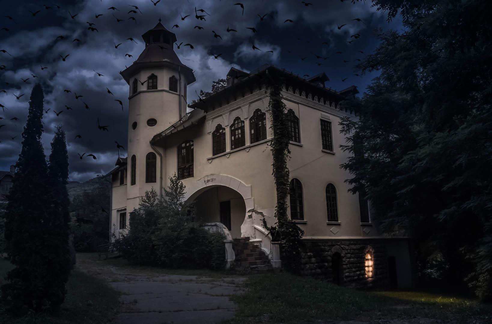 The Dark Manor