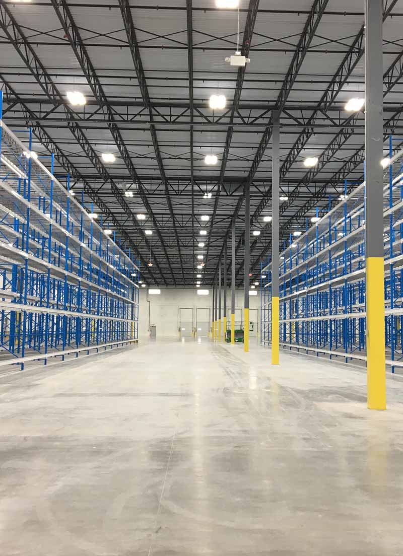 Keep your Industrial Building Looking Great with Bill Glick Painting