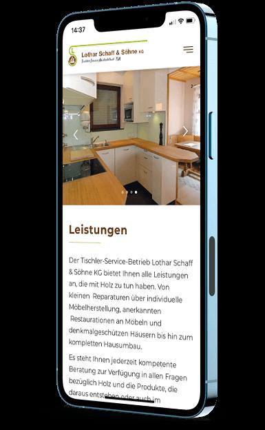 schaff-website-mobil