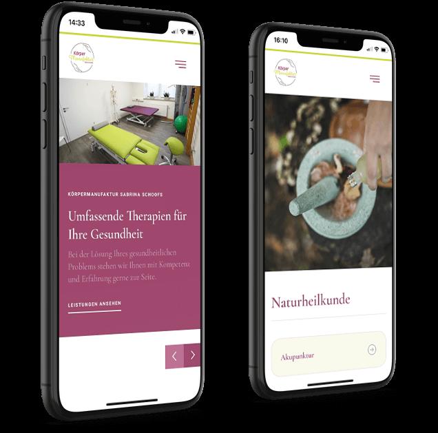 korpermanufaktur-website-mobil