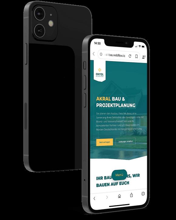 akral-website-mobil