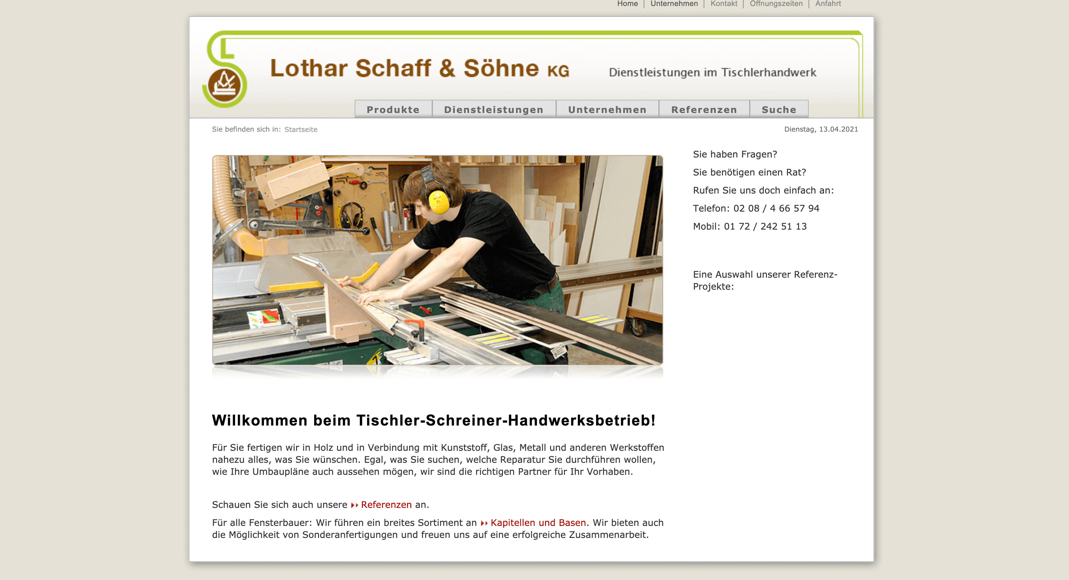 website-vorher