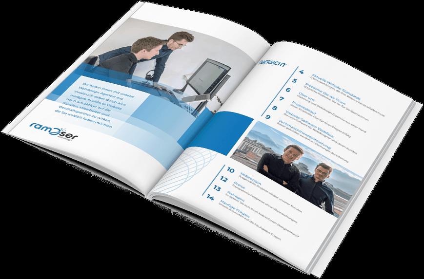 ramoser-webdesign-broschuere-inhaltsverzeichnis