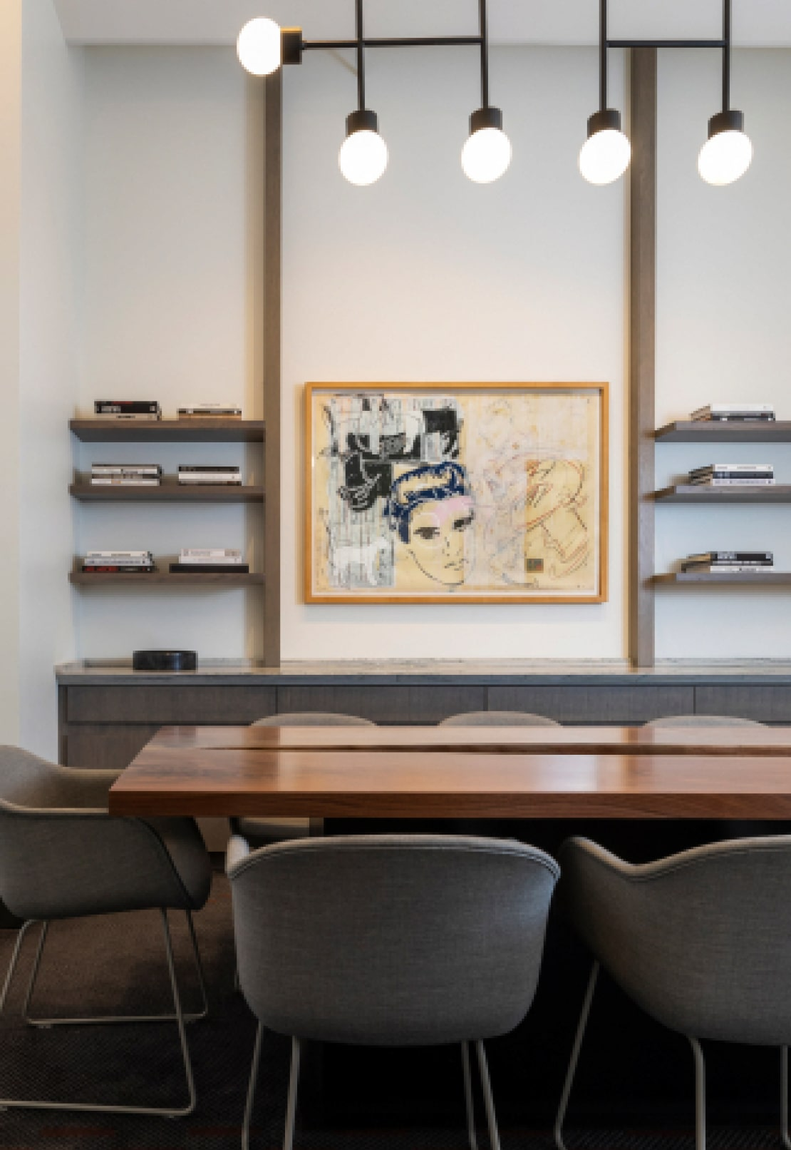 Conference room design at The Central Station