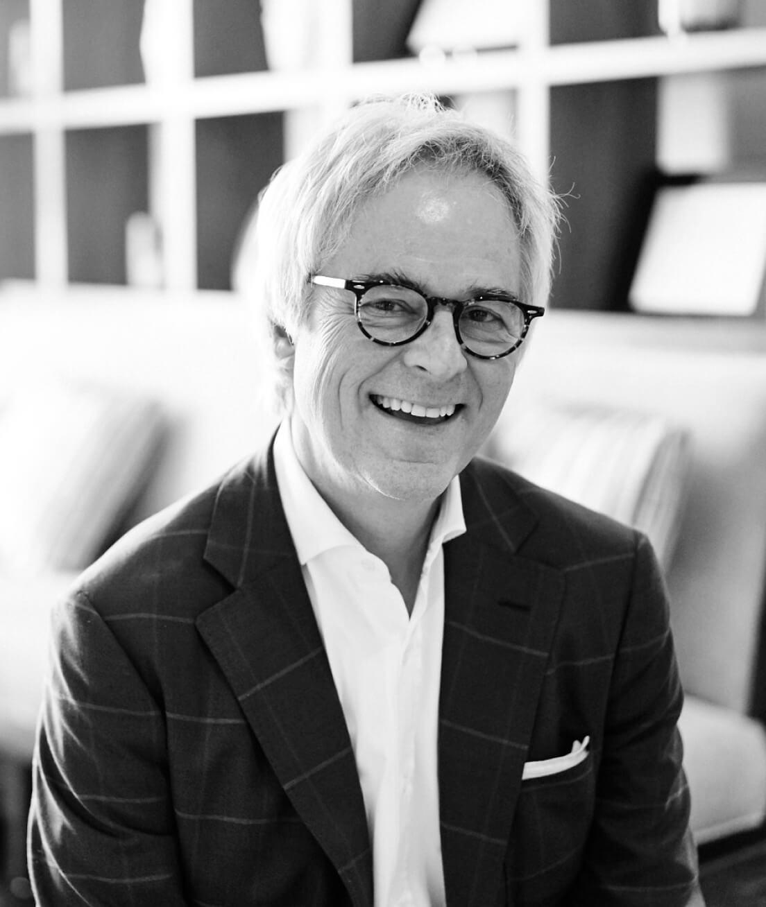 Image of Jim Looney, CEO of Looney & Associates