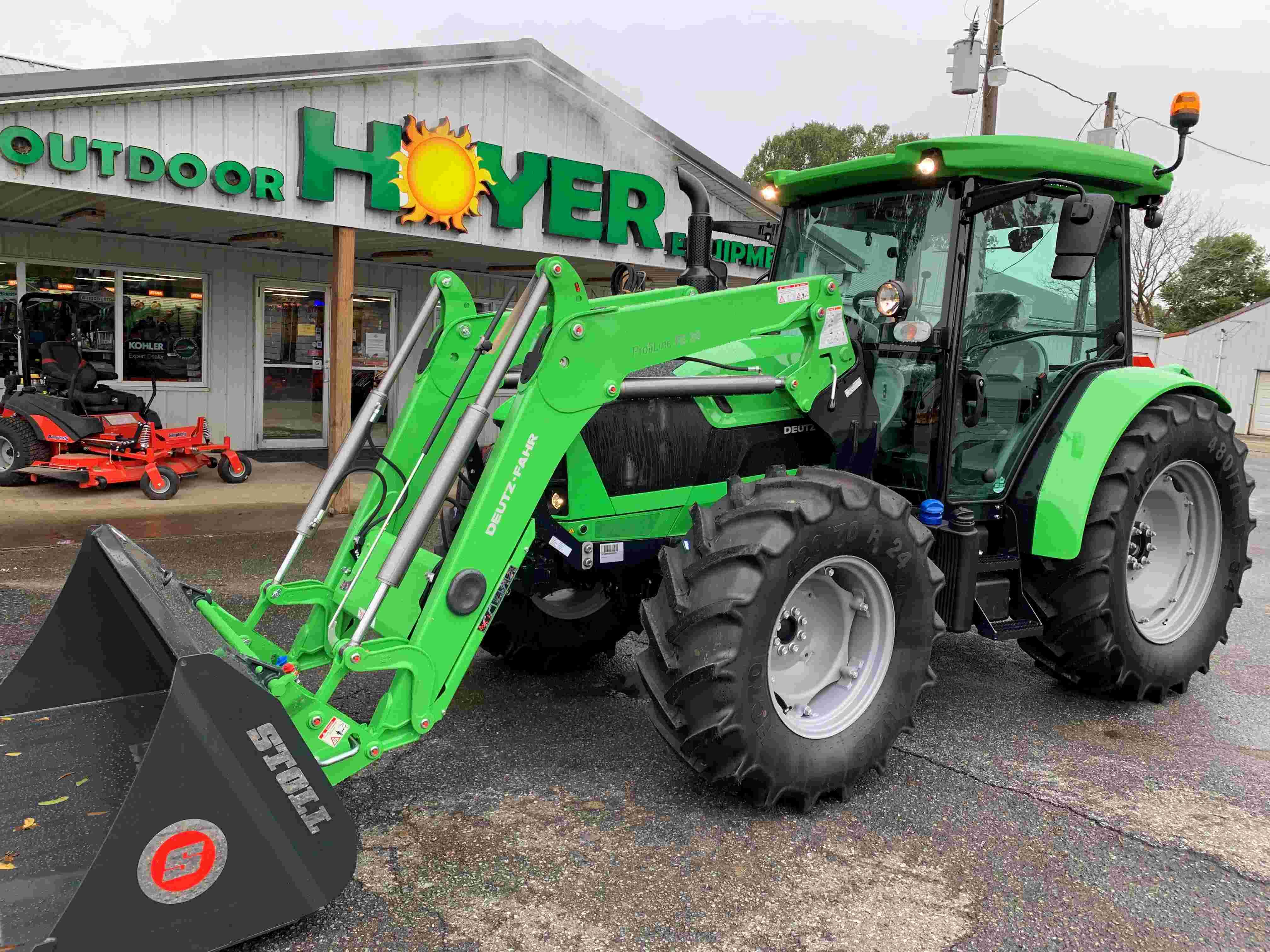Deutz-Fahr 5110G Standard Utility Tractor