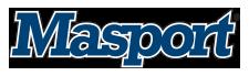 Masport Utility 460 Push Mower Briggs & Stratton, 125cc, 18 in