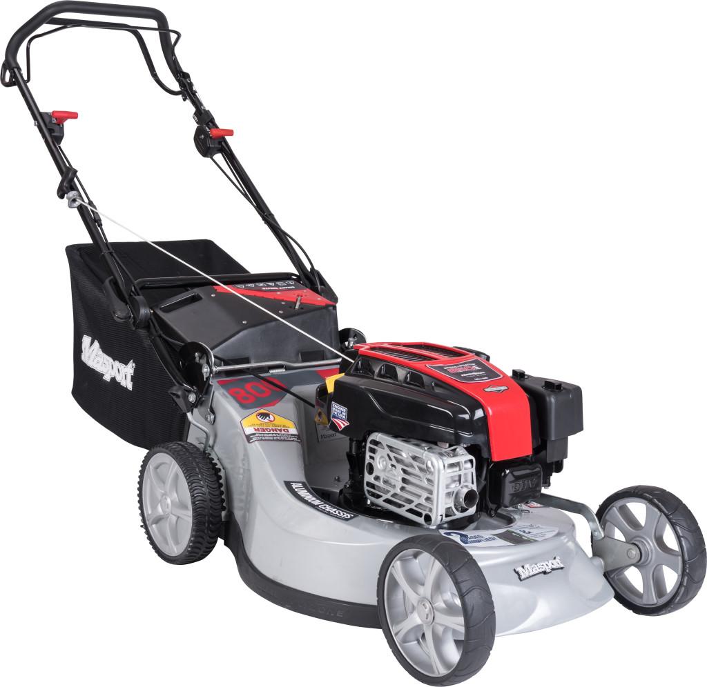 Masport 800 AL SPV 3'n1 - 850 Push Mower Briggs & Stratton, 190cc, 21 in