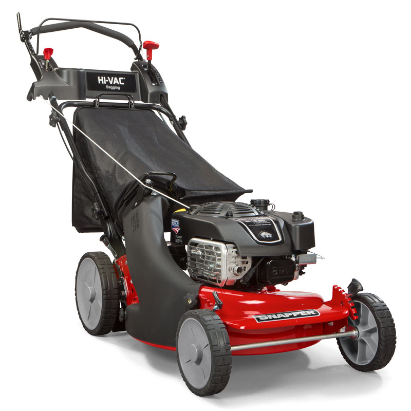 Snapper P2185020 HI VAC® Series Push Mower, Briggs & Stratton, 190cc, 21 in