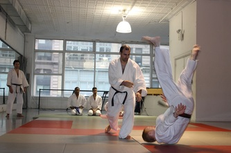 Special COBANC Discount for Aikido Classes