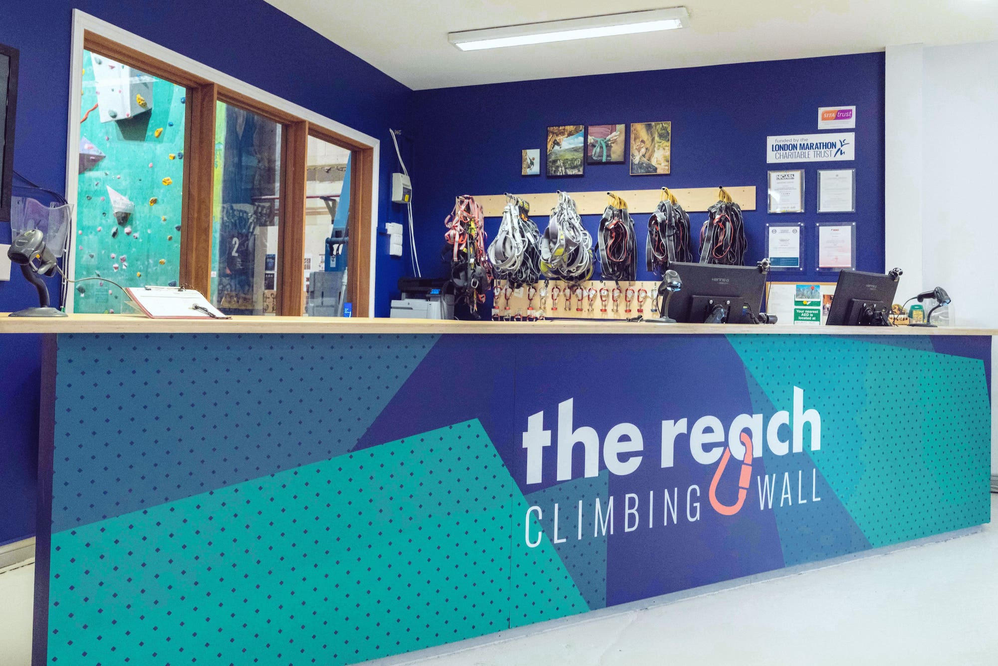 We worked with The Reach to create a new look for their well-established climbing centre. Developing a strategy to promote their site as the home of South London Climbing. We worked sensitively through team workshops to uncover solutions that would make a difference. Producing a new website, large format print and video content.
